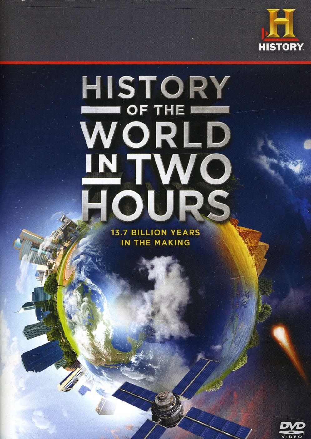 History Channel – A História do Mundo em Duas Horas Dublado