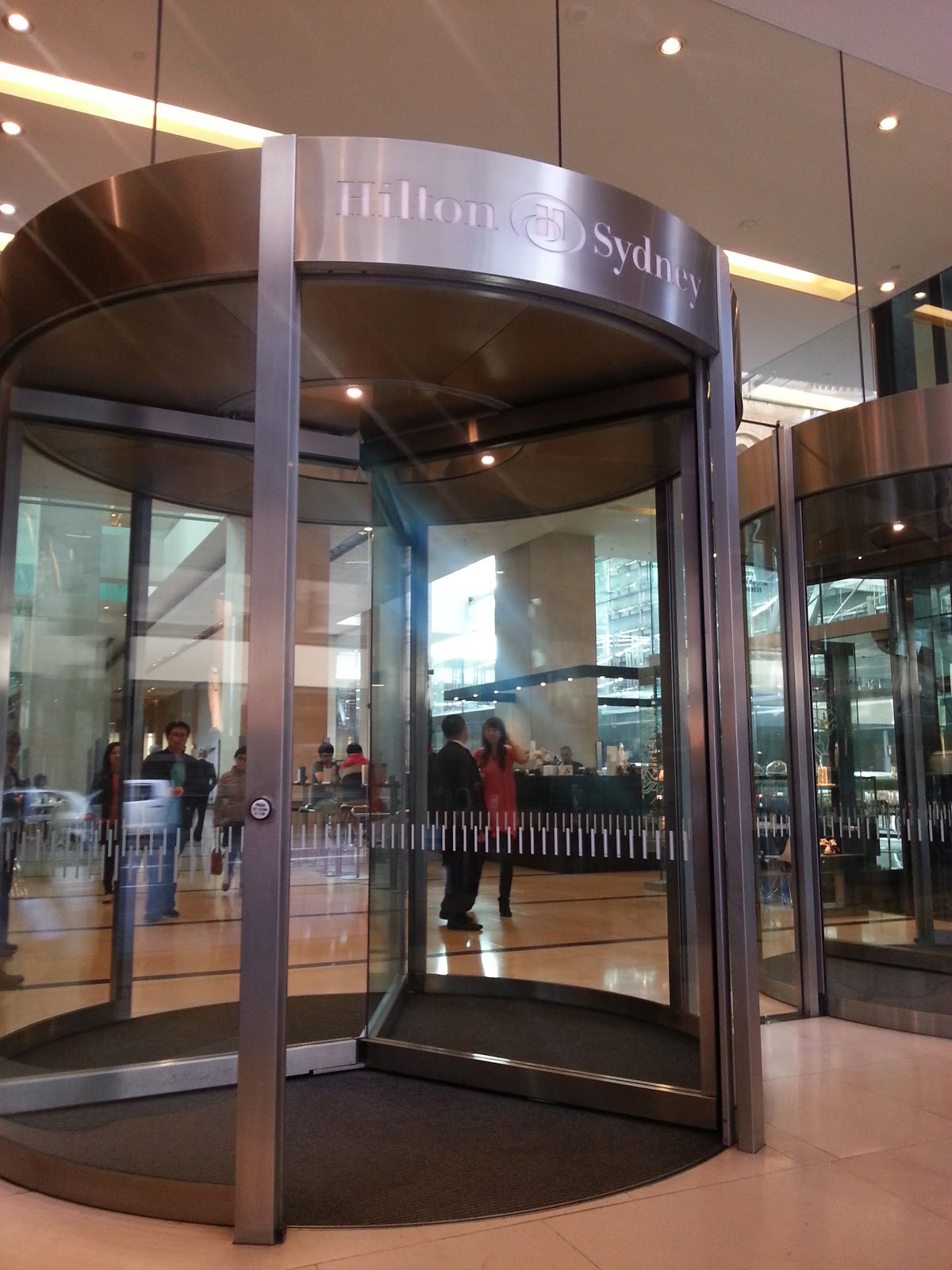 caffe cino hilton hotel sydney australia globalgoodfood. Black Bedroom Furniture Sets. Home Design Ideas