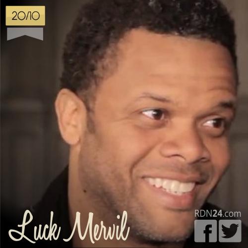 20 de octubre | Luck Mervil - @luckmervil | Info + vídeos