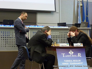 Échecs : Ivanchuk leader du 6e Kings Tournament - Photo © site officiel