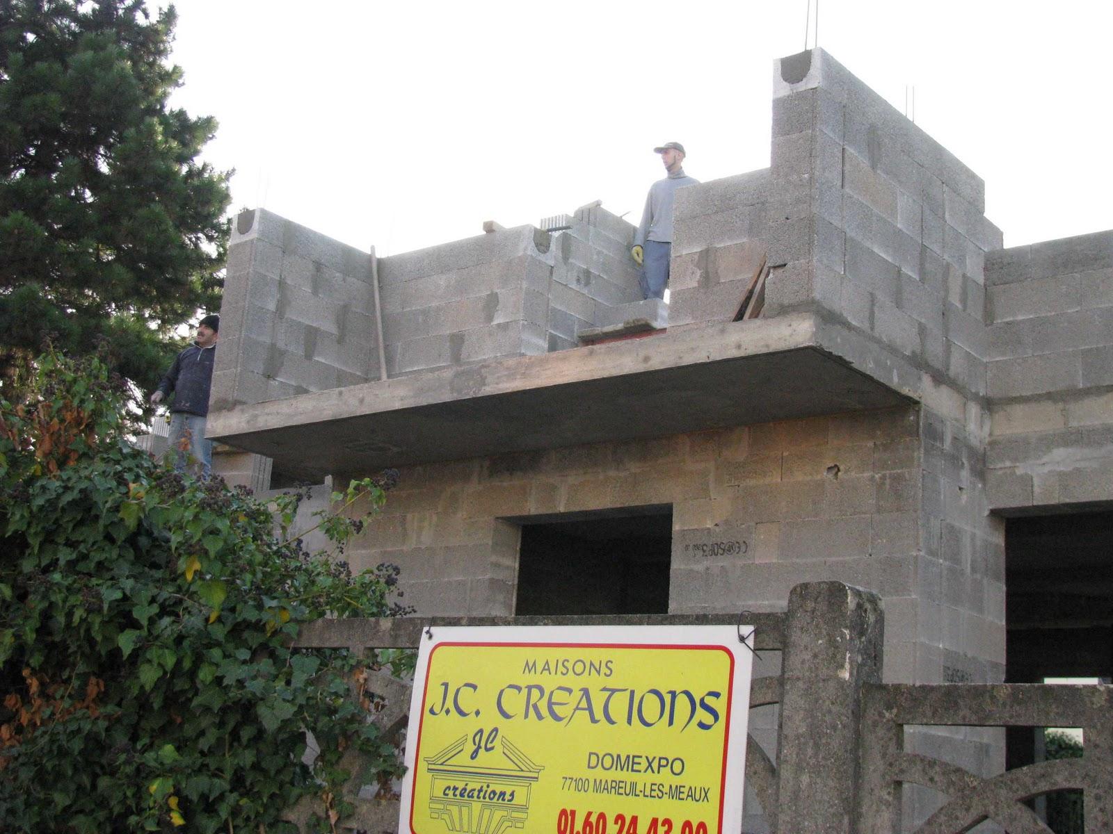 Je fais construire ma maison pignons et encuvements 2 4 for Construire ma maison