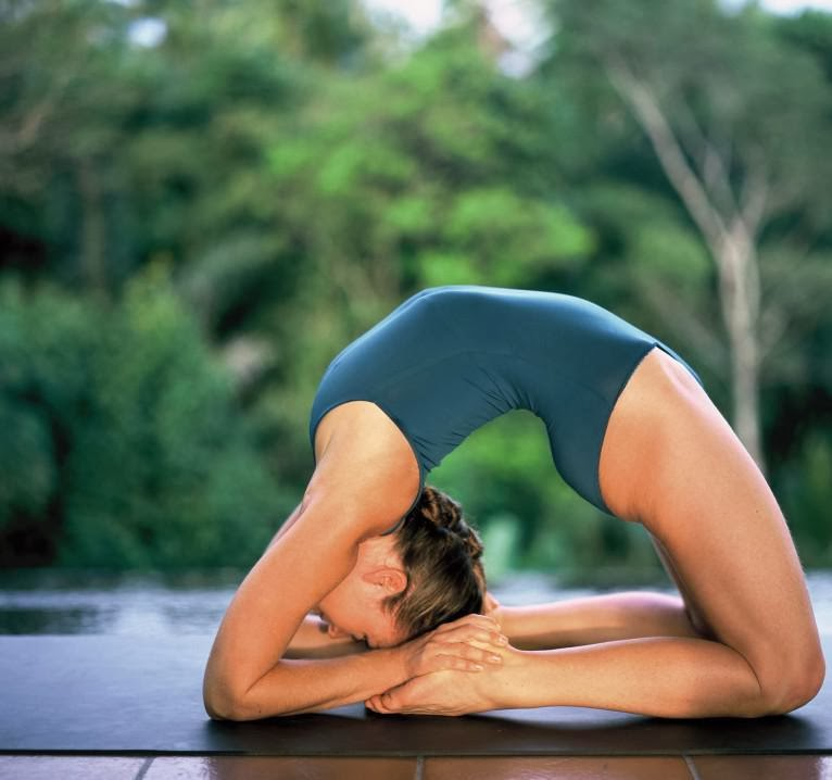 Yoga can be a parallel practice