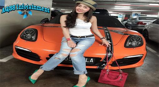 gen Capsa Susun - Artis peran dan penyanyi dangdut Bella Shofie (29) mengatakan bahwa ia sudah mengutus sopirnya untuk mengambil mobil Porsche Boxter oranye miliknya
