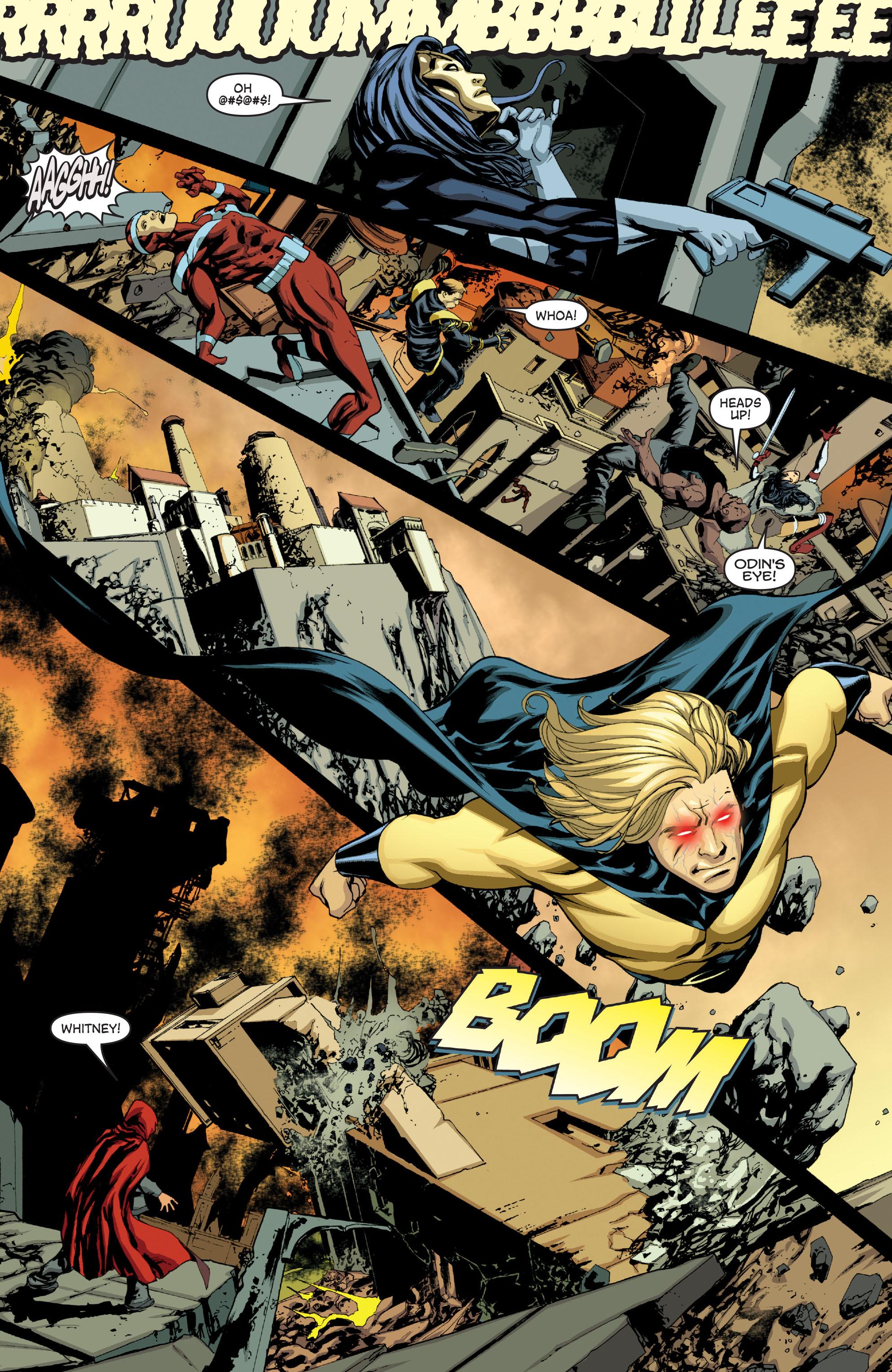 New Avengers (2005) chap 64 pic 12