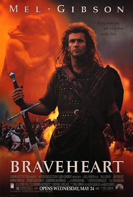 Braveheart, movies, 1995, Mel Gibson, tapandaola111
