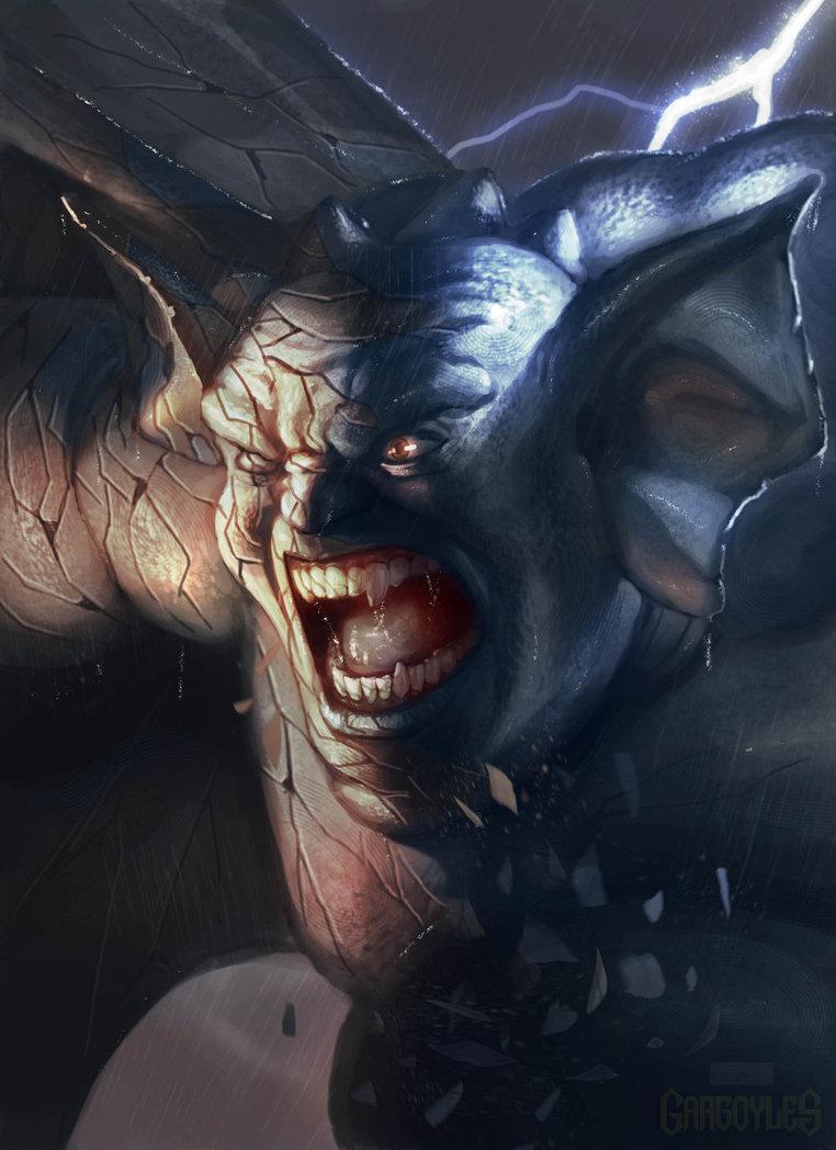 Gárgolas: Héroes Mitológicos