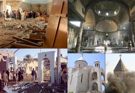 Keresztény üldözés létező dolog, nem csak távoli földrészeken.