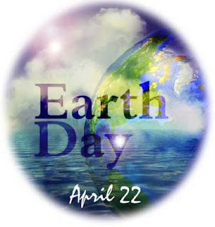 Earth Day for 2013 is on April 22