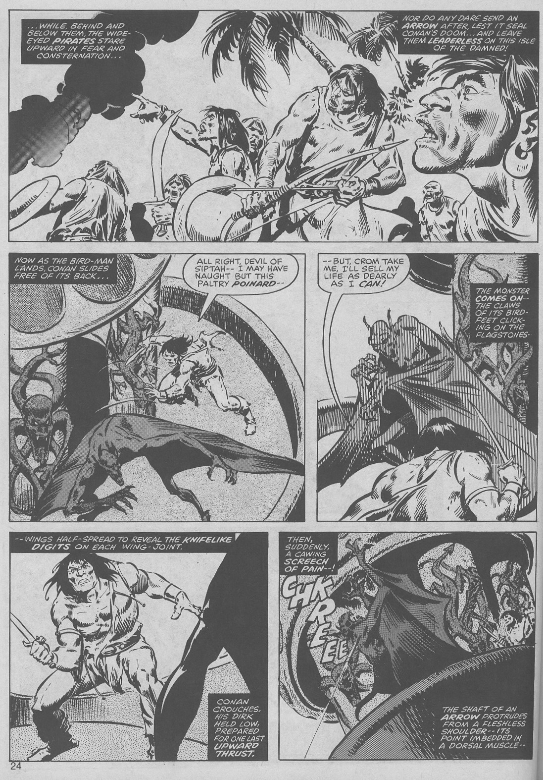 The Savage Sword Of Conan Issue #45 #46 - English 24