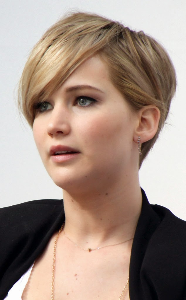 Jennifer Lawrence Haircut