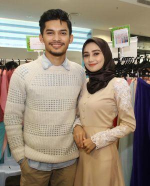Pelakon Aeril Zafrel isteri Wawa Zainal mengaku bersalah di mahkamah