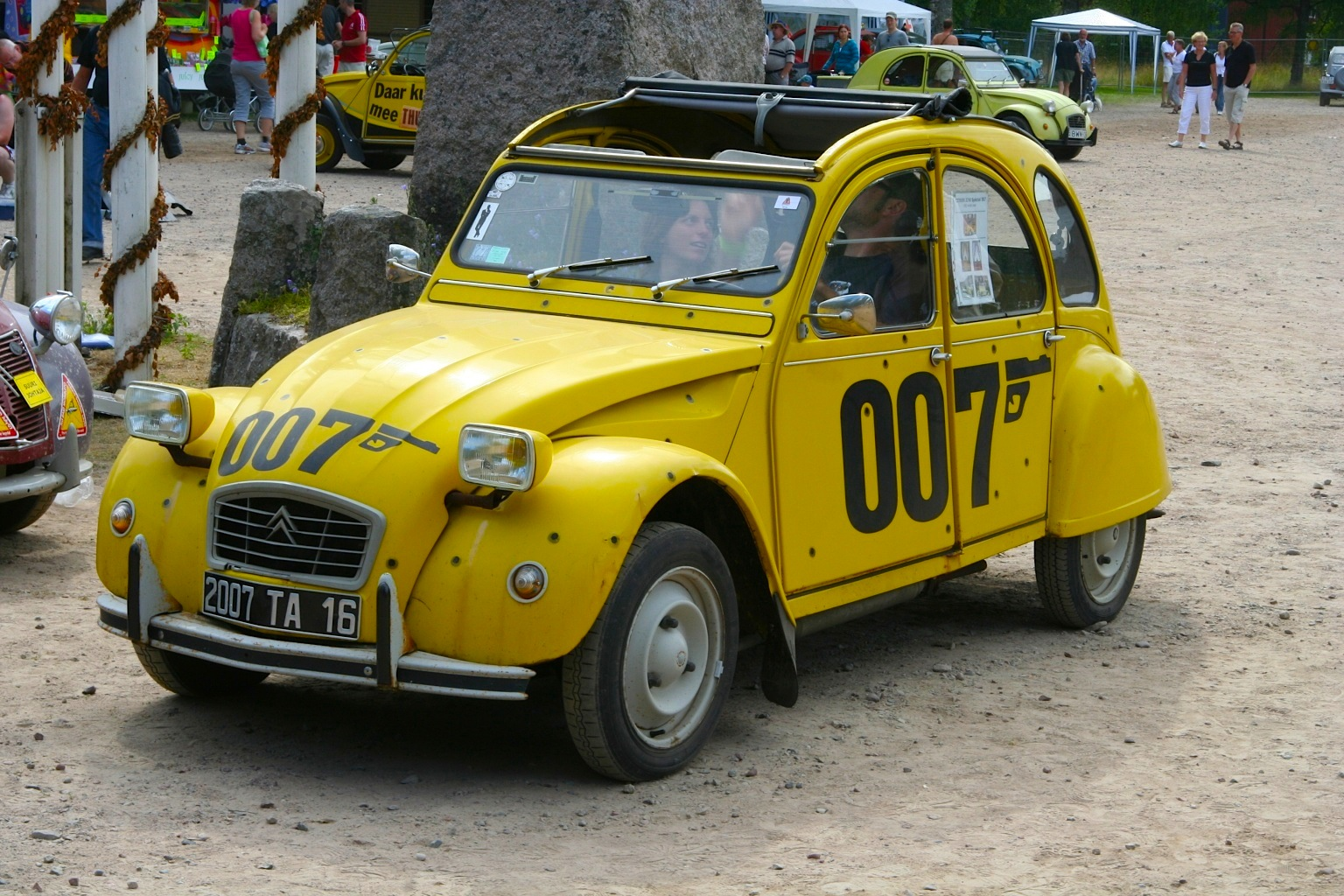 citroen 2cv 007 special edition for sale