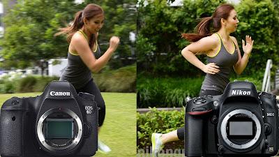Canon vs Nikon, DSLR camera, consejos Cámara, full frame camera, sigma, canon, nikon