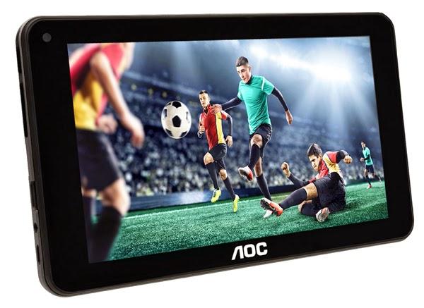 AOC-presenta-Colombia-nueva tableta-sintonizador-televisión
