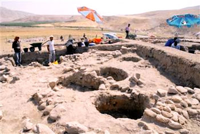 Neolithic burials found at Hasankeyf tumulus