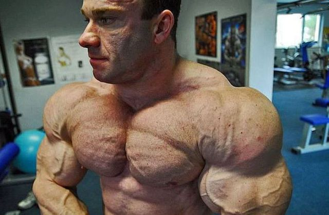 Extreme Muscle People