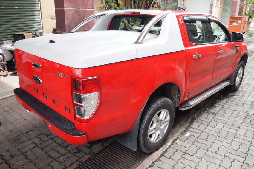 JRJ 4x4 ACCESSORIES SDN.BHD.: FORD RANGER T6 SUEPRLID and ...