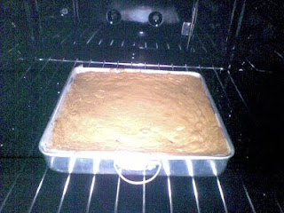 brownie, oven, baking