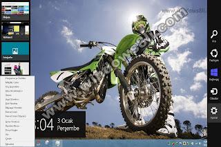 Windows 8 Kullanım Kolaylığı