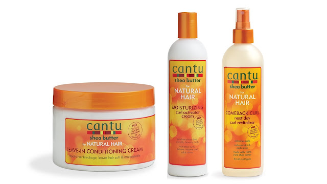 Be Your Own Beautiful feat. Cantu Beauty Natural Hair Products #BYOBeautiful