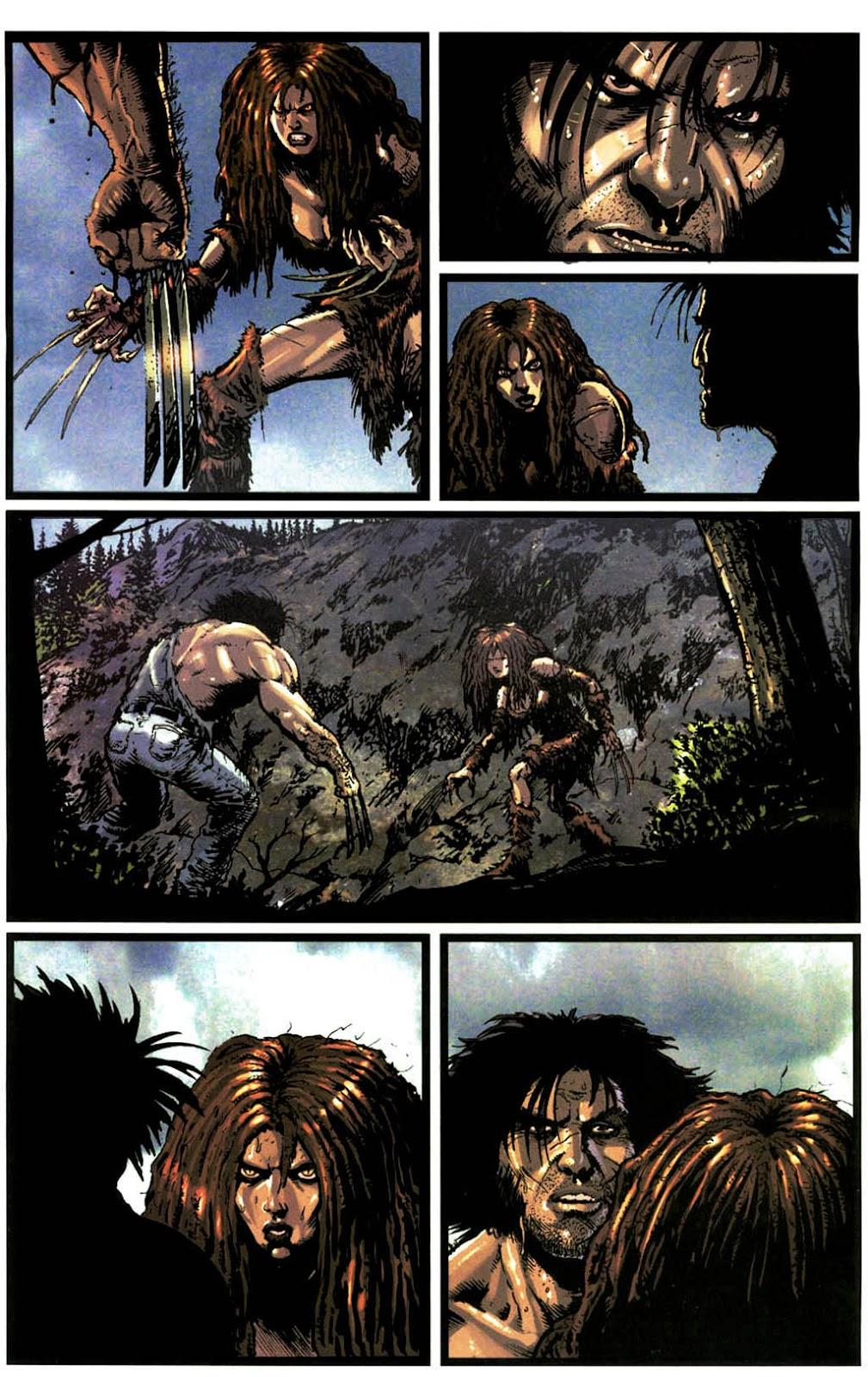 Read online Wolverine (2003) comic -  Issue #14 - 23