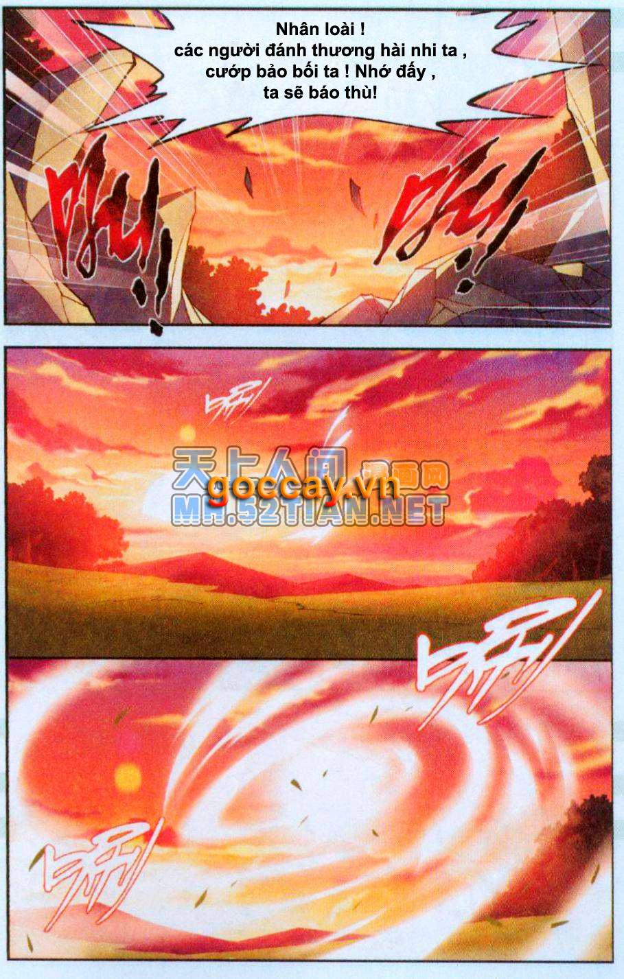 Đấu Phá Thương Khung chap 29 page 19 - IZTruyenTranh.com