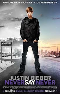 Assistir Justin Bieber: Never Say Never Dublado Online HD