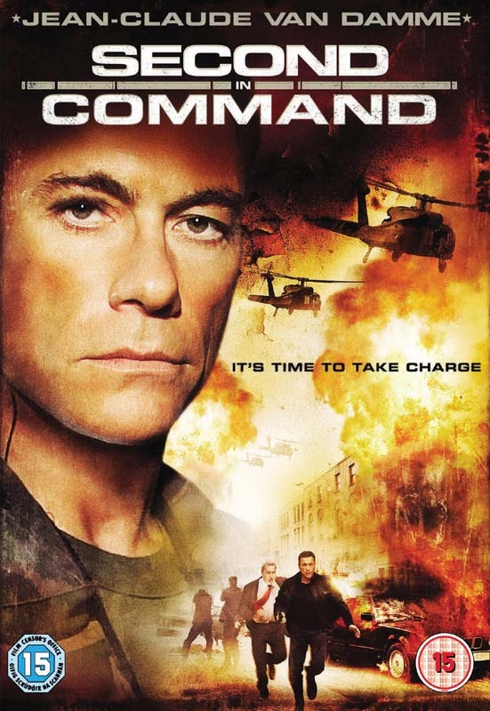 Second in Command (2006) BluRay