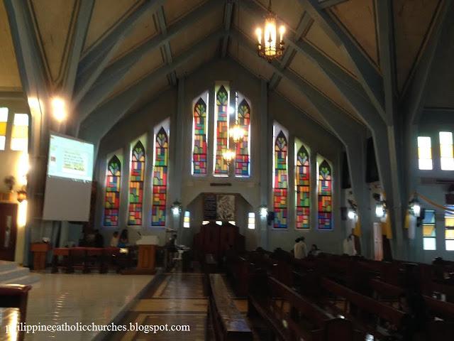 SAINT JOSEPH PARISH CHURCH, Pacdal Road, Baguio City, Philippines