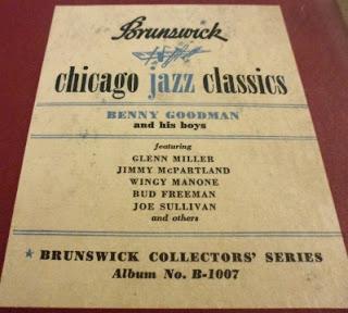 Benny Goodman's Boys - With Jim And Glenn