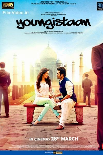 Youngistaan (2014)  Movie First Look Poster