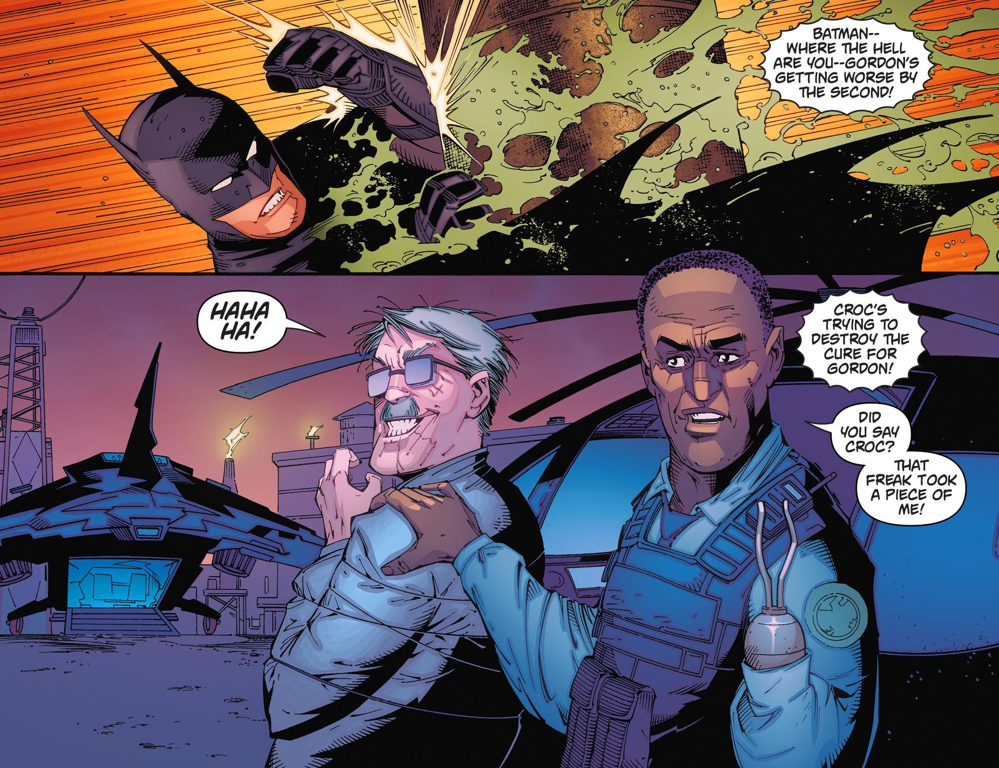 Batman: Arkham Knight [I] Issue #6 #8 - English 12