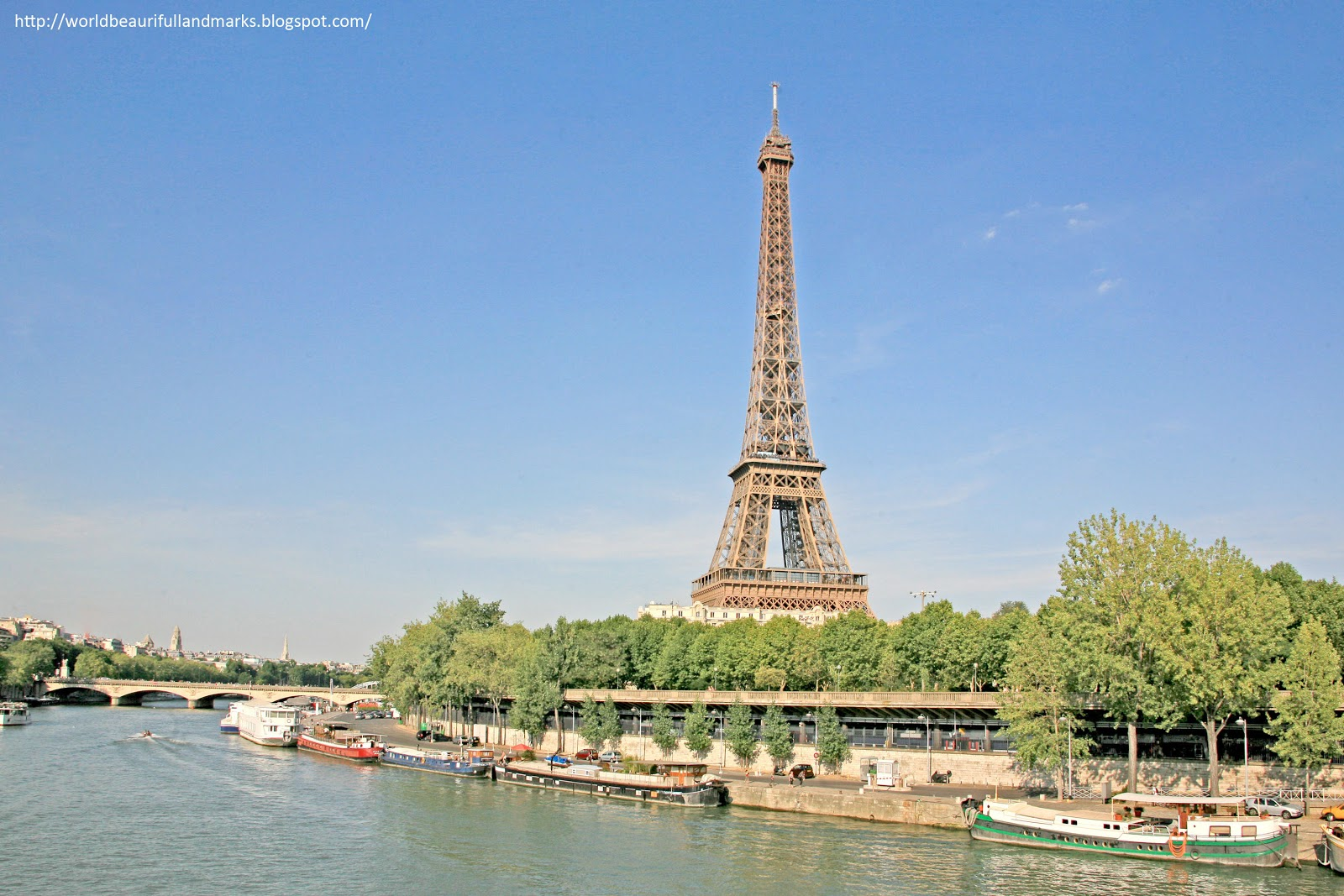 The Eiffel Tower- Pari...