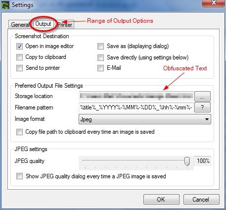 Greenshot Screenshot Software