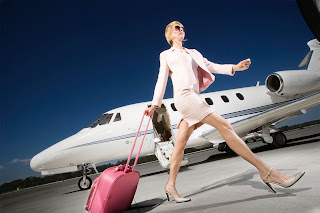 Travelling On Business