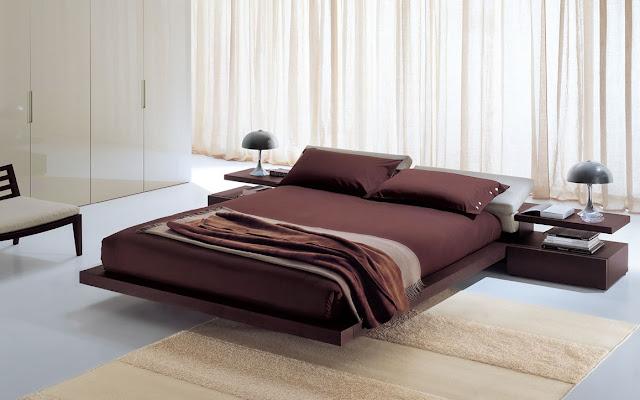 Meubles chambre coucher contemporaine for Mobilier chambre adulte