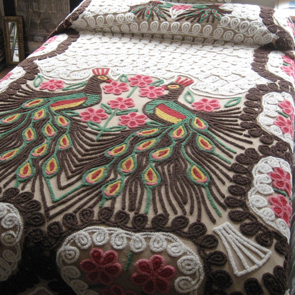 how to care for vintage chenille bedspreads - Chenille Bedspreads