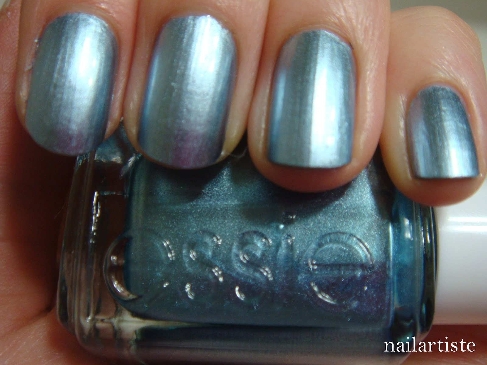 Mirror Metallic Nail Lacquer Essie | Hession Hairdressing