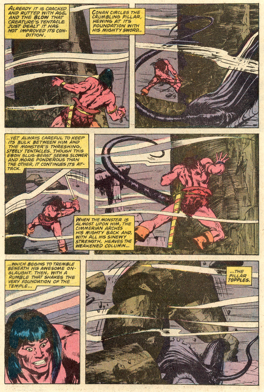 Conan the Barbarian (1970) Issue #116 #128 - English 18