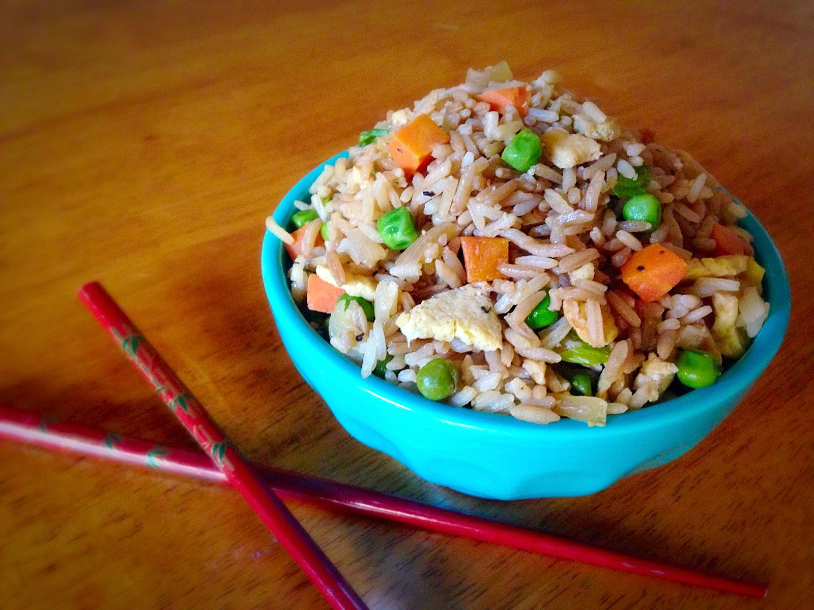 The tall girl cooks fried rice ive tried a lot of fried rice recipes over the years trying to find one that is a copycat for the fried rice you get from a place like panda express or ccuart Images