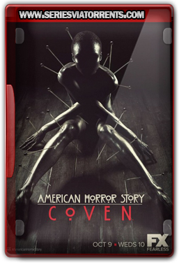 American Horror Story 3ª Temporada Dublado – Torrent Bluray 720p (2013)