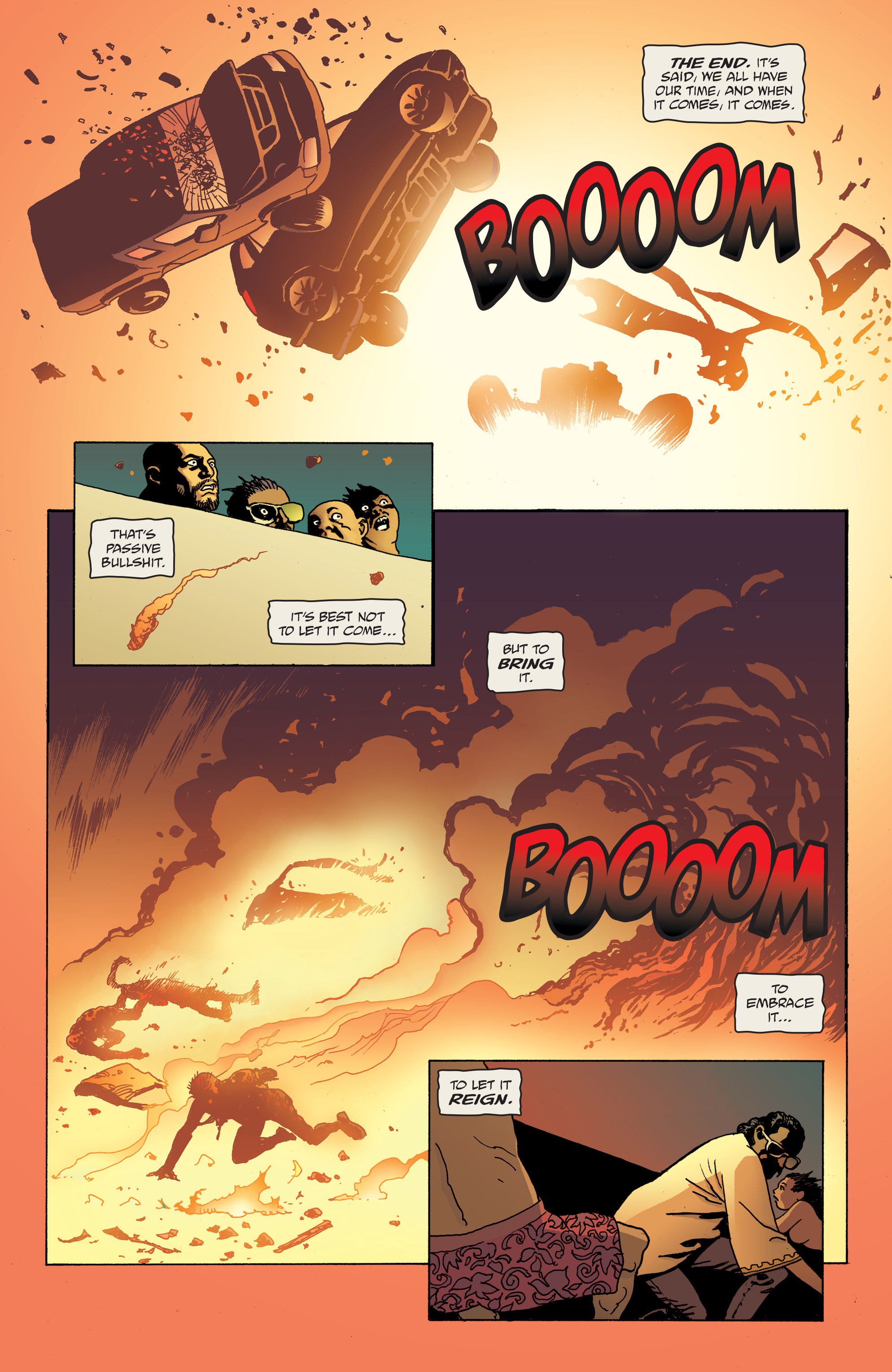 100 Bullets: Brother Lono Full Page 174
