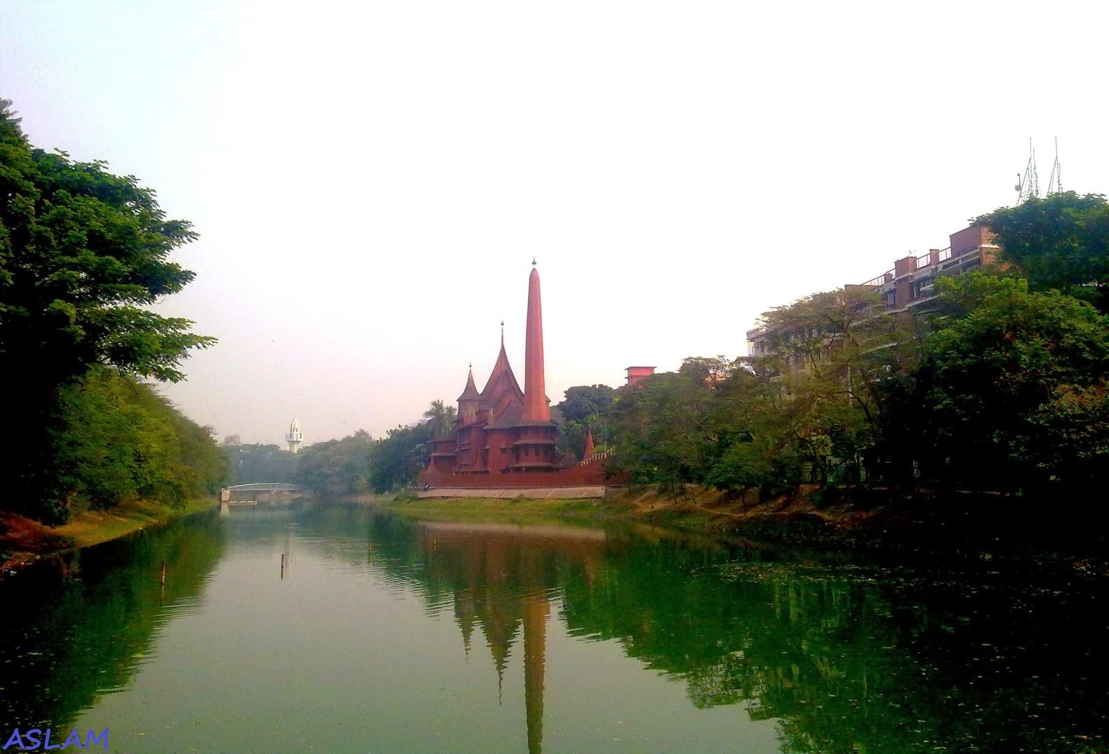 dhaka dating places