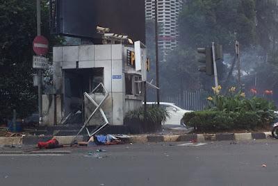 Bom Sarinah Thamrin