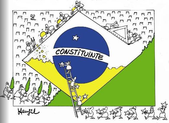 Plebiscito Popular por uma Constituinte Exclusiva