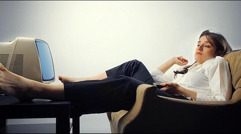 Το τεμπέλικο life style μπορεί να σε βλάψει όσο και το κάπνισμα
