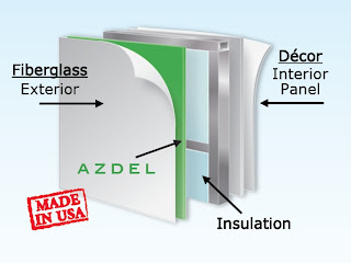 AZDEL Composite Panels