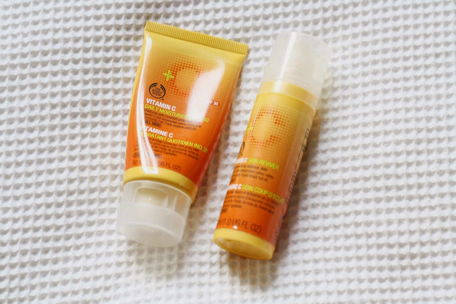 Vitamin C Skin Reviver The Body Shop