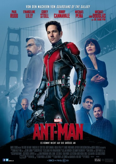 Ant-Man (2015) TELESYNC 500MB-SHERiF