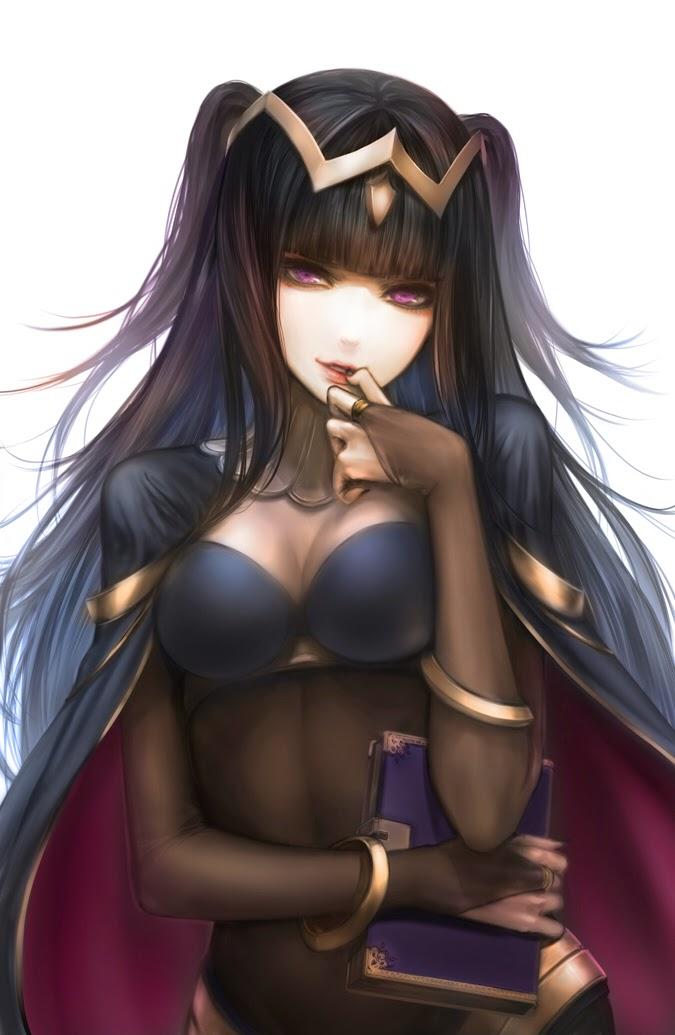 ZonaKG - Hentai: Tharja de Fire Emblem